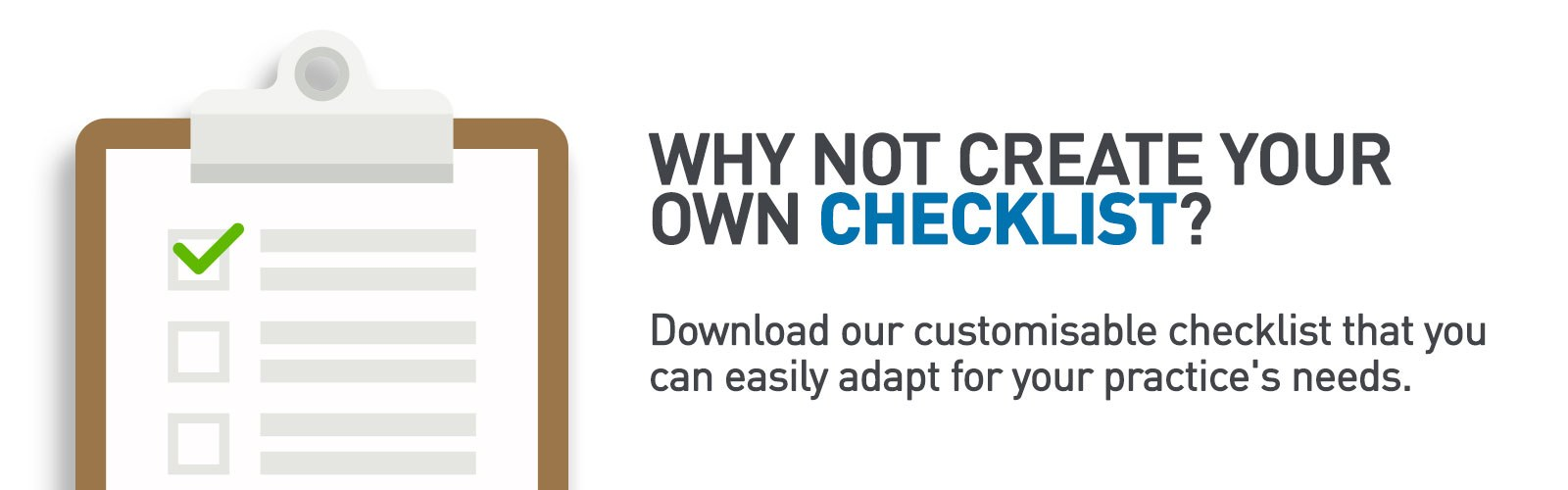 Get your free checklist template template